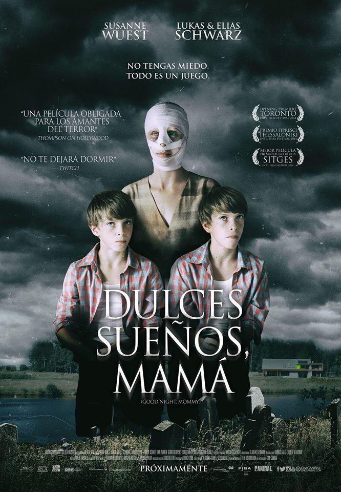 Buenas Noches Mama protagonistas